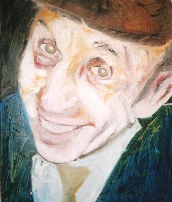 Bolleke · 2004 - Óleo sobre lienzo, 35 x 50 cm