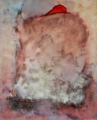 Gigolo · 2017 - Óleo sobre lienzo, 80 x 100 cm