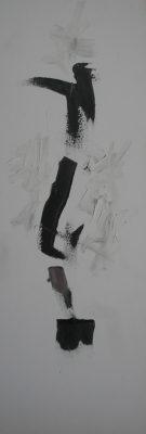 Japanase Move · 2008 - Acrílico sobre lienzo, 40 x 90 cm