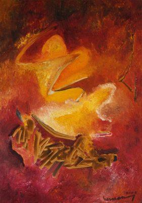 Extasy · 2005 - Óleo sobre lienzo, 70 x 100 cm