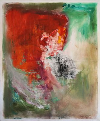 Alifib · 2013 - Óleo sobre lienzo, 120 x 150 cm