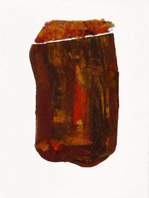 Seria One week · 2015 - Óleo sobre lienzo, 30 x 40 cm